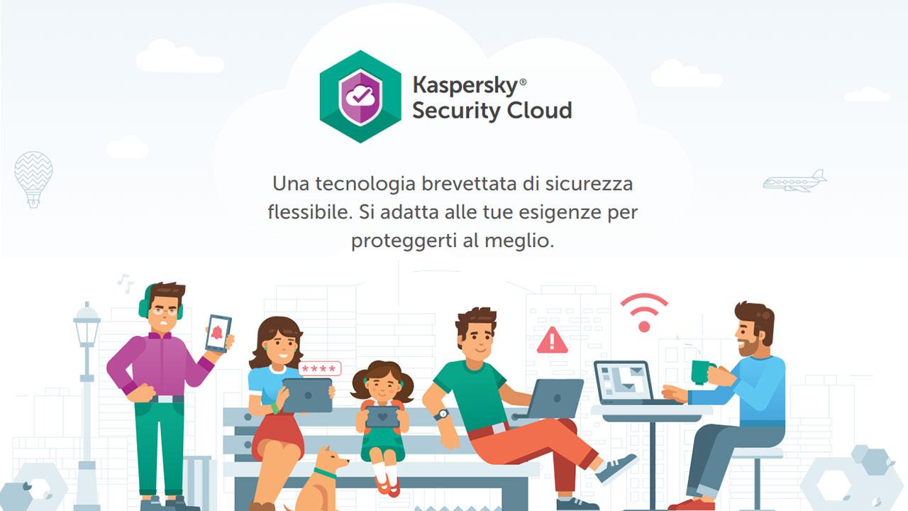 Kaspersky Security Cloud: il nuovo aggiornamento rafforza il controllo della privacy thumbnail