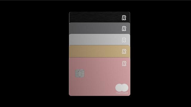 Revolut lancia quattro nuove varianti colore per le sue carte Metal thumbnail