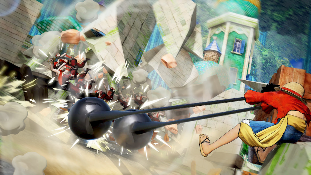 One Piece Bandai Namco Animexpo 2019
