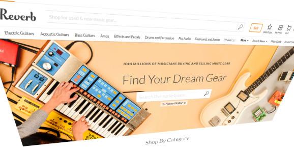 Etsy acquisisce Reverb: il mercato degli strumenti musicali acquistato per $ 275 milioni thumbnail