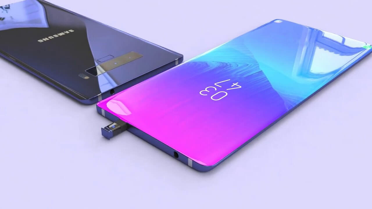Samsung Galaxy Note 10 e Note 10+, svelate tutte le specifiche thumbnail
