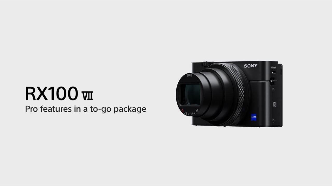 Sony RX100 VII, la fotocamera compatta dalle funzionalità professionali thumbnail