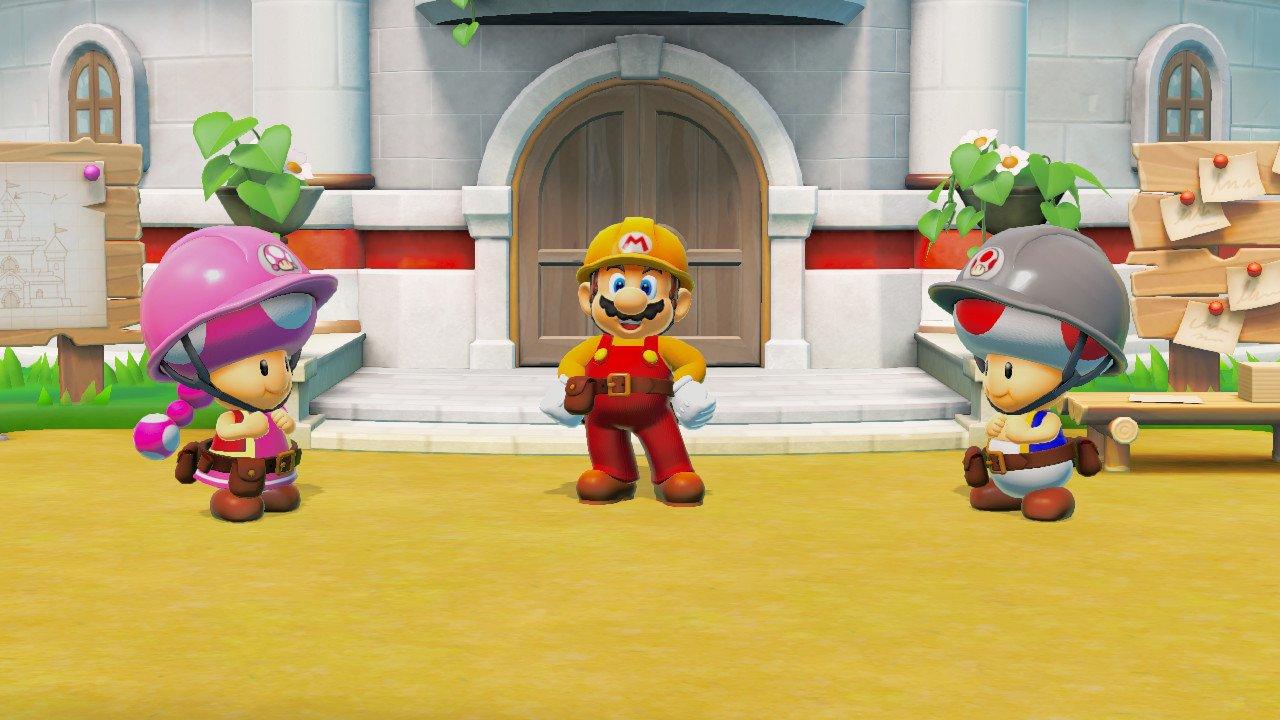Fine della corsa per Super Mario Maker su Wii U thumbnail