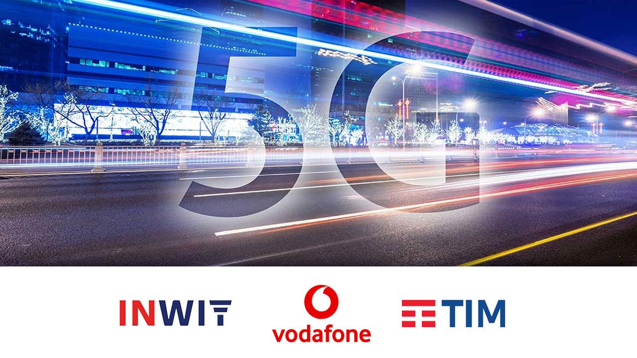 TIM e Vodafone insieme per il 5G: arriva l'accordo ufficiale thumbnail