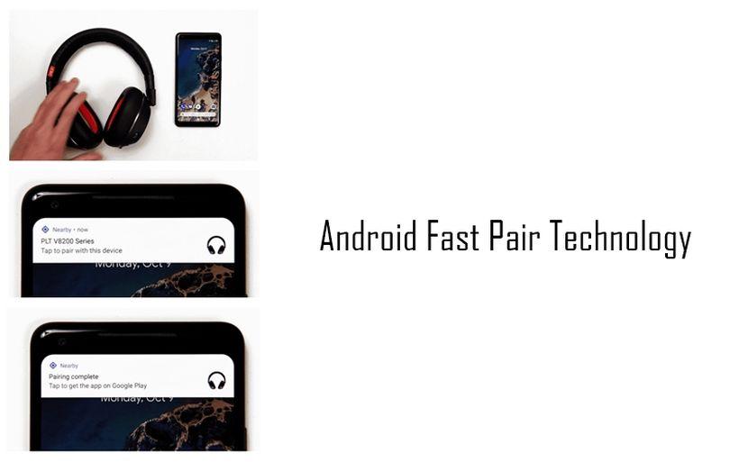 Android Fast Pair, più informazioni per batterie e connessioni Bluetooth thumbnail