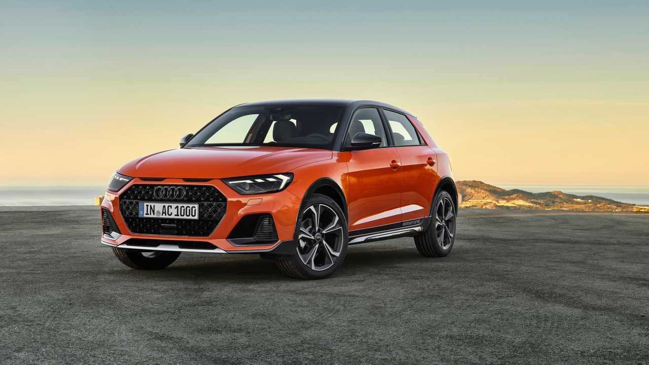 Audi A1 Citycarver: la piccola tedesca pronta a sporcarsi... sui marciapiedi! thumbnail