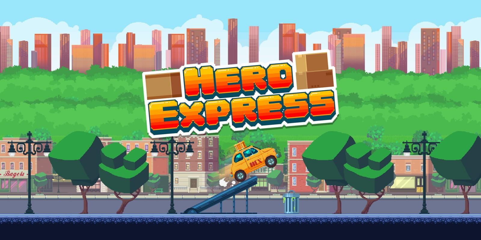 Recensione Hero Express, eroi tristi e fortissimi fattorini thumbnail