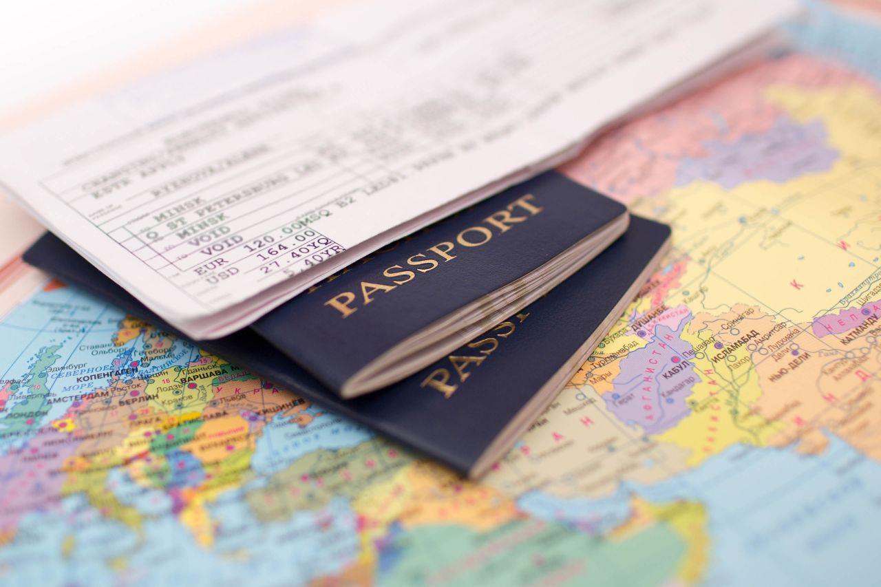 documenti viaggiare passaporto carta identità visti esta stati uniti canada giappone russia tech princess