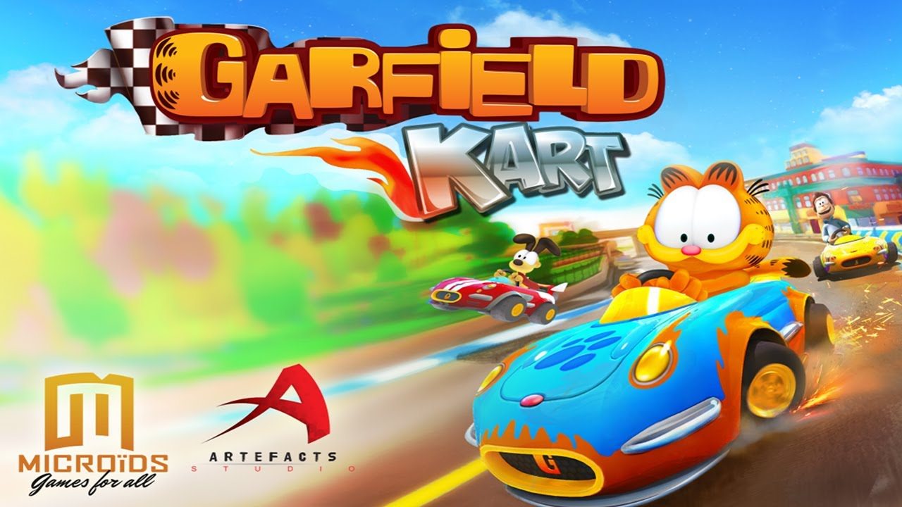 Garfield Kart Furious Racing in arrivo per console e PC thumbnail