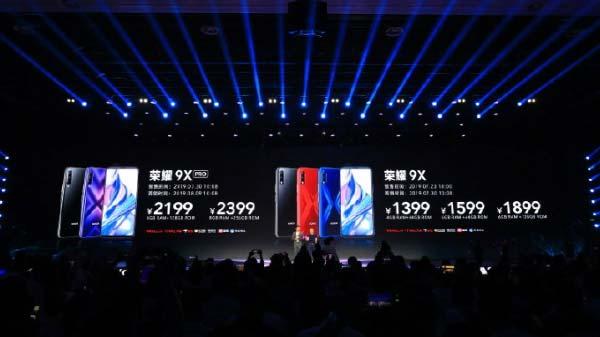 Honor 9X e 9X Pro ufficiali: camera Pop-Up e Kirin 810 thumbnail