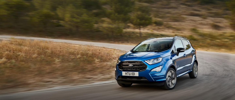 Ford in aiuto dell'ambiente con EcoSport thumbnail