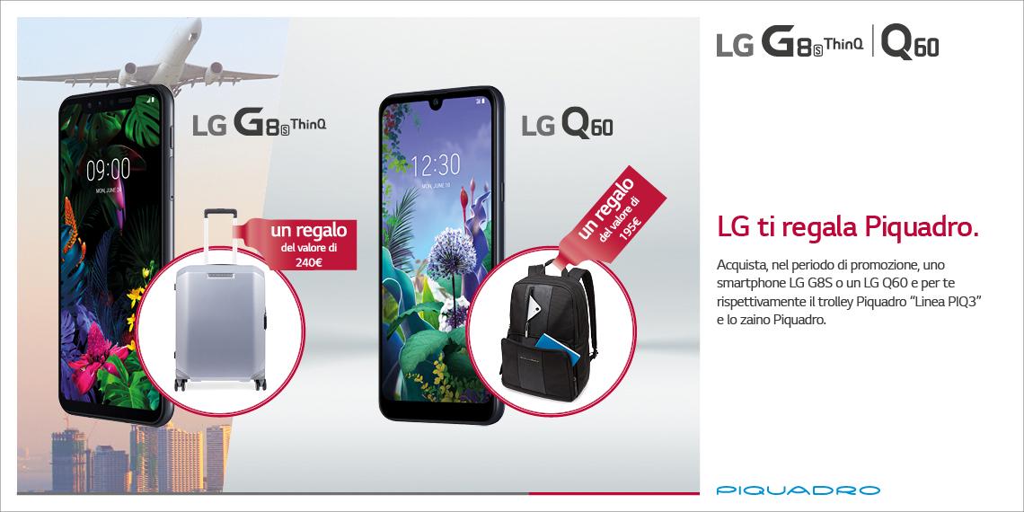 LG, arriva la nuova promozione in collaborazione con Piquadro thumbnail