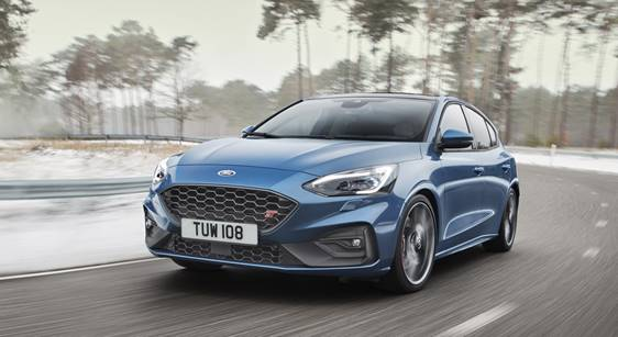 Nuova Ford Focus ST: le performance prima di tutto thumbnail