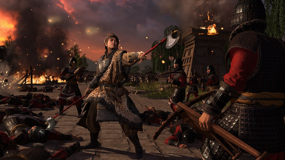 Eight Princes, in arrivo il nuovo DLC di Total War: Three Kingdoms thumbnail
