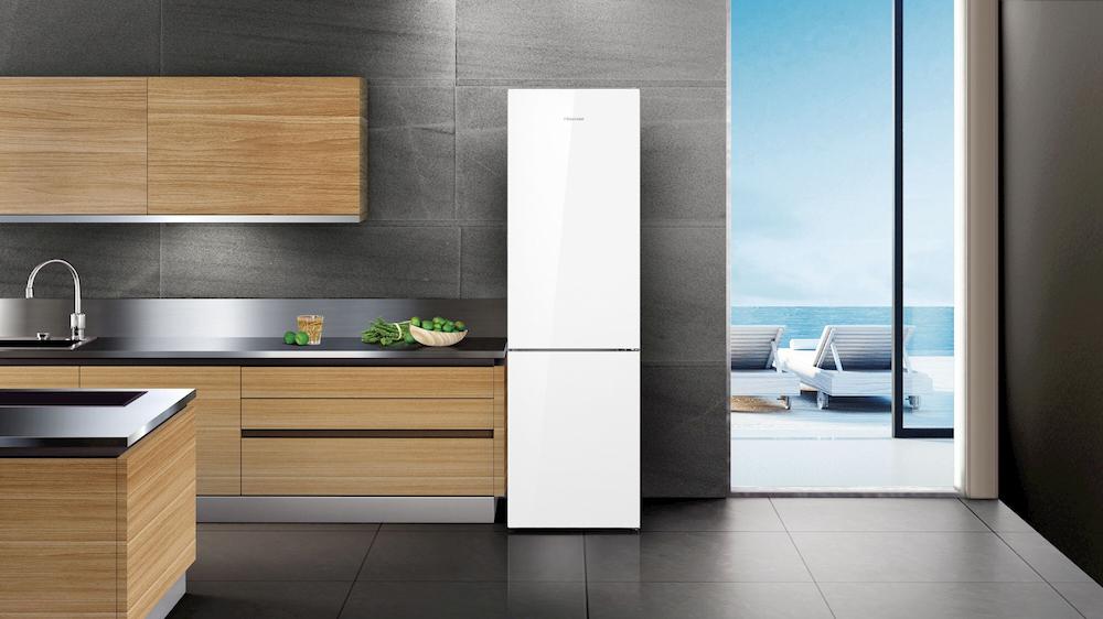 Nuovo frigorifero combinato Hisense: bellezza e funzionalità unite assieme thumbnail
