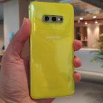 Samsung Galaxy S10e recensione