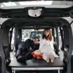 Dormire in auto