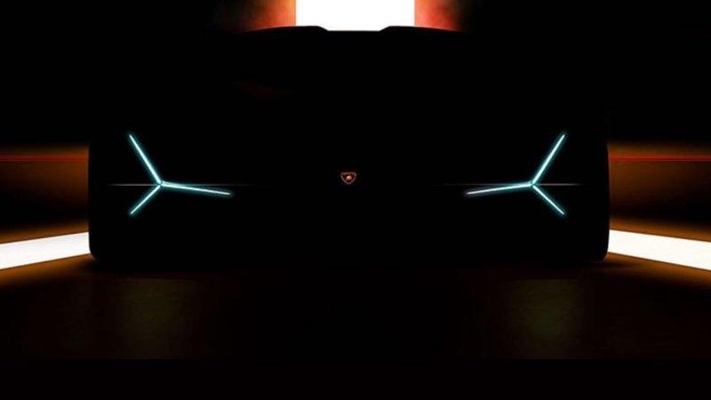 Lamborghini Francoforte 2019