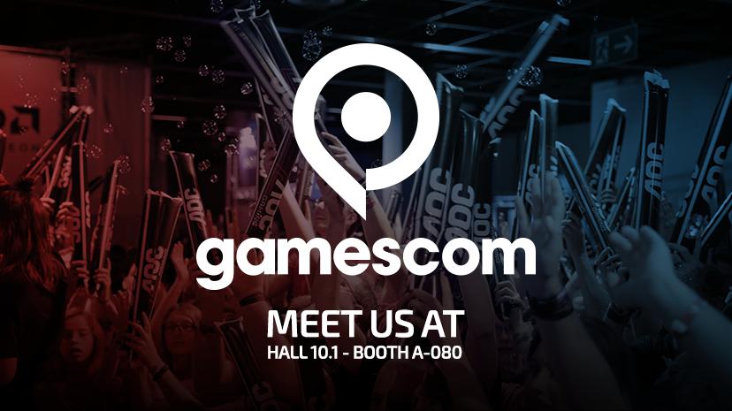 Presentati i tre nuovi monitor gaming AOC al Gamescom 2019 thumbnail