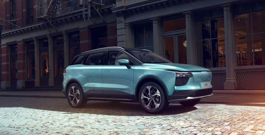 Aiways U5: il SUV elettrico cinese punta sull'Europa thumbnail