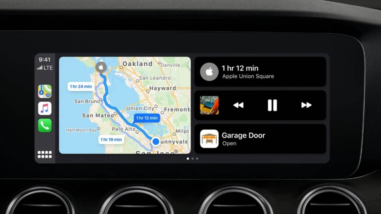 Apple CarPlay wireless