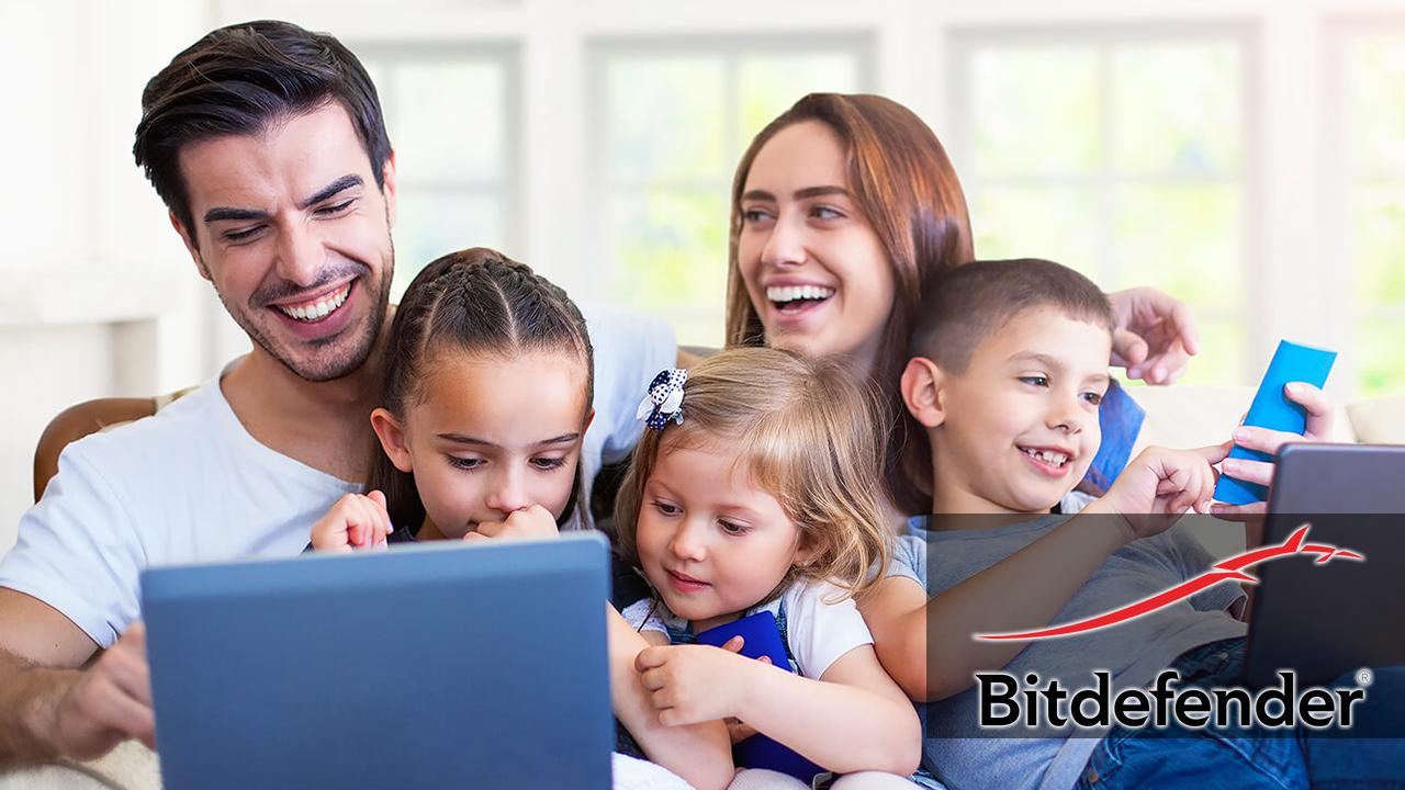 Recensione Bitdefender 2020: la nostra prova del Family Pack thumbnail