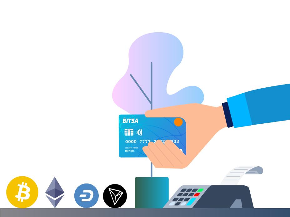 Bitsa: come funziona la carta prepagata con le criptovalute thumbnail