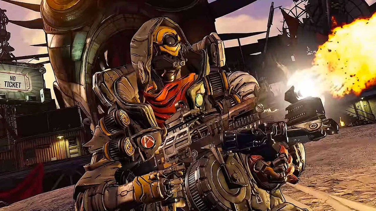 Borderlands 3 endgame