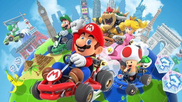Mario Kart Tour sta arrivando su smartphone e tablet! thumbnail