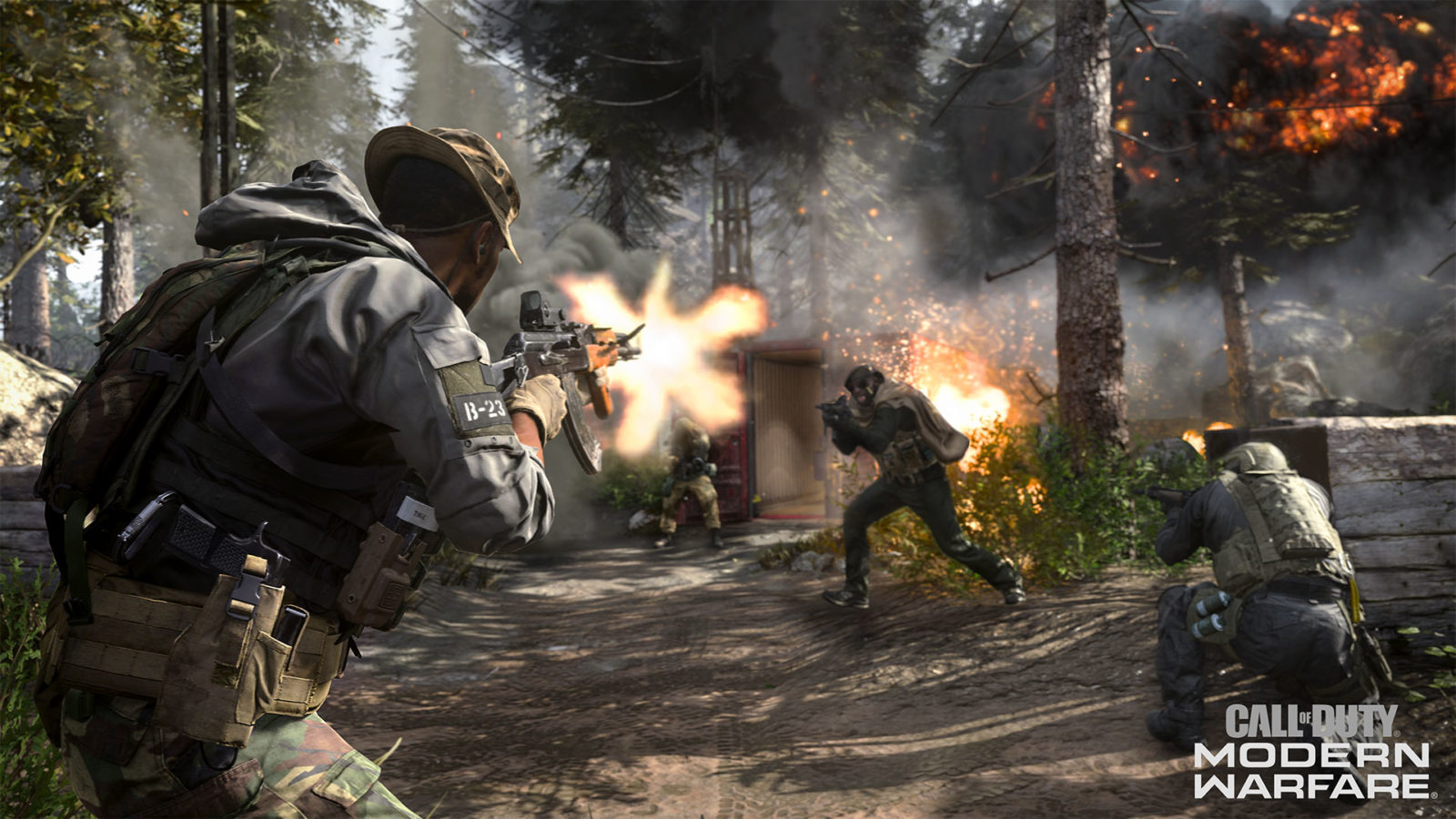 Call of Duty Modern Warfare: una modalità battle royale free-to-play? thumbnail