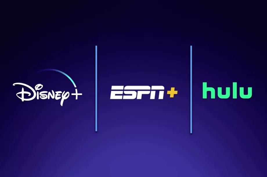 Disney+ ESPN+ Hulu