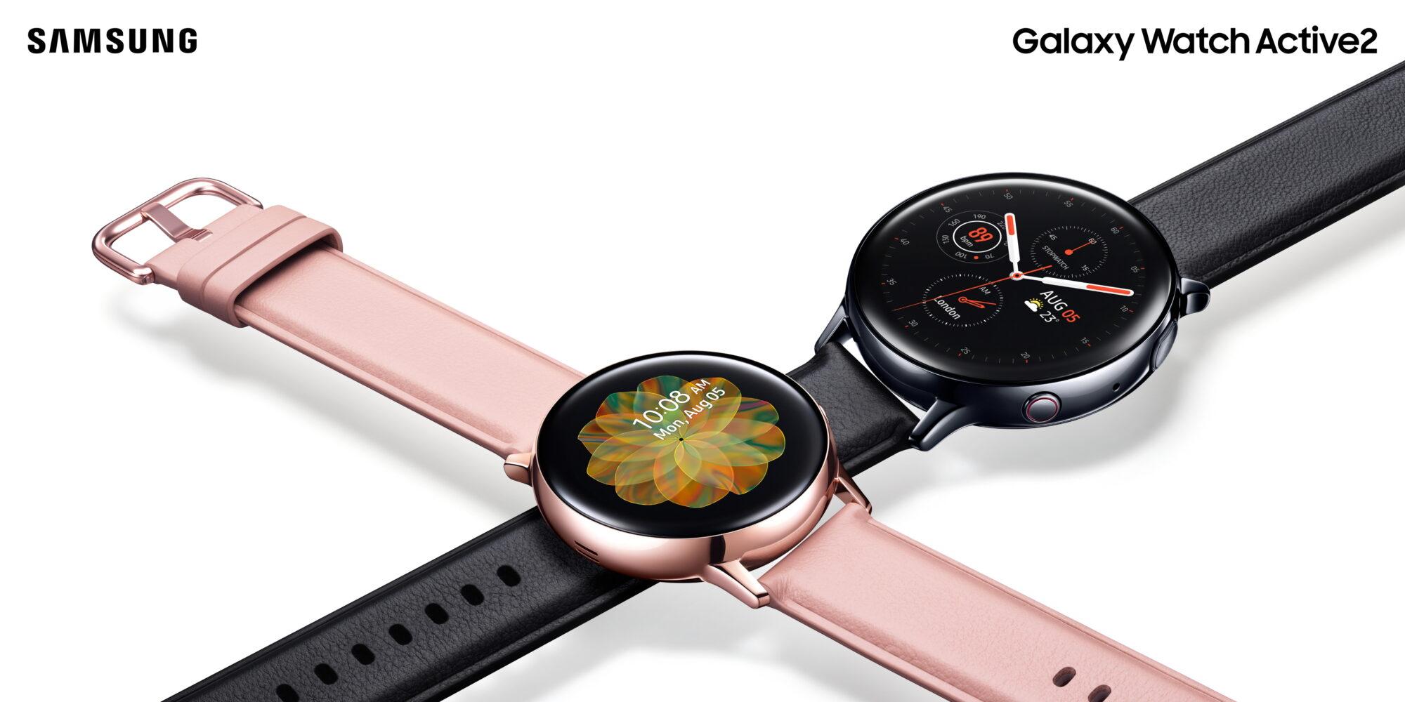 Svelato Samsung Galaxy Watch Active 2: tutti i dettagli thumbnail