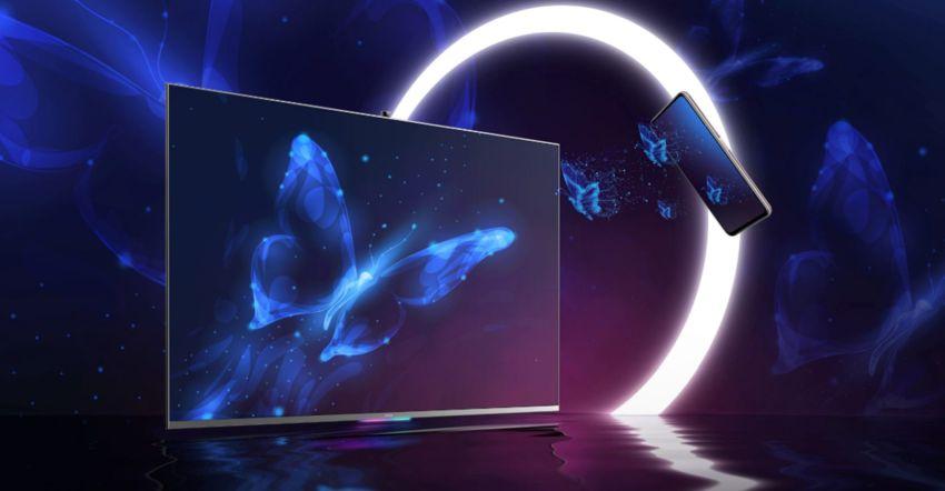 Arriva la smart TV Honor Vision: fotocamera pop-up, HarmonyOS e AI thumbnail