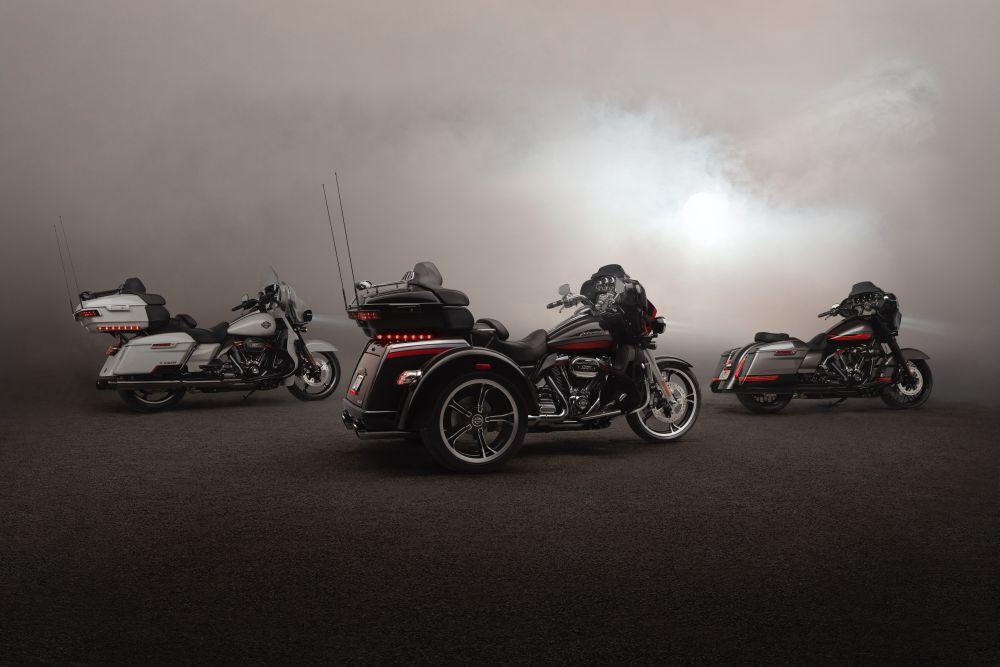 Harley-Davidson: per il 2020 nuovi modelli in arrivo e tanta tecnologia thumbnail