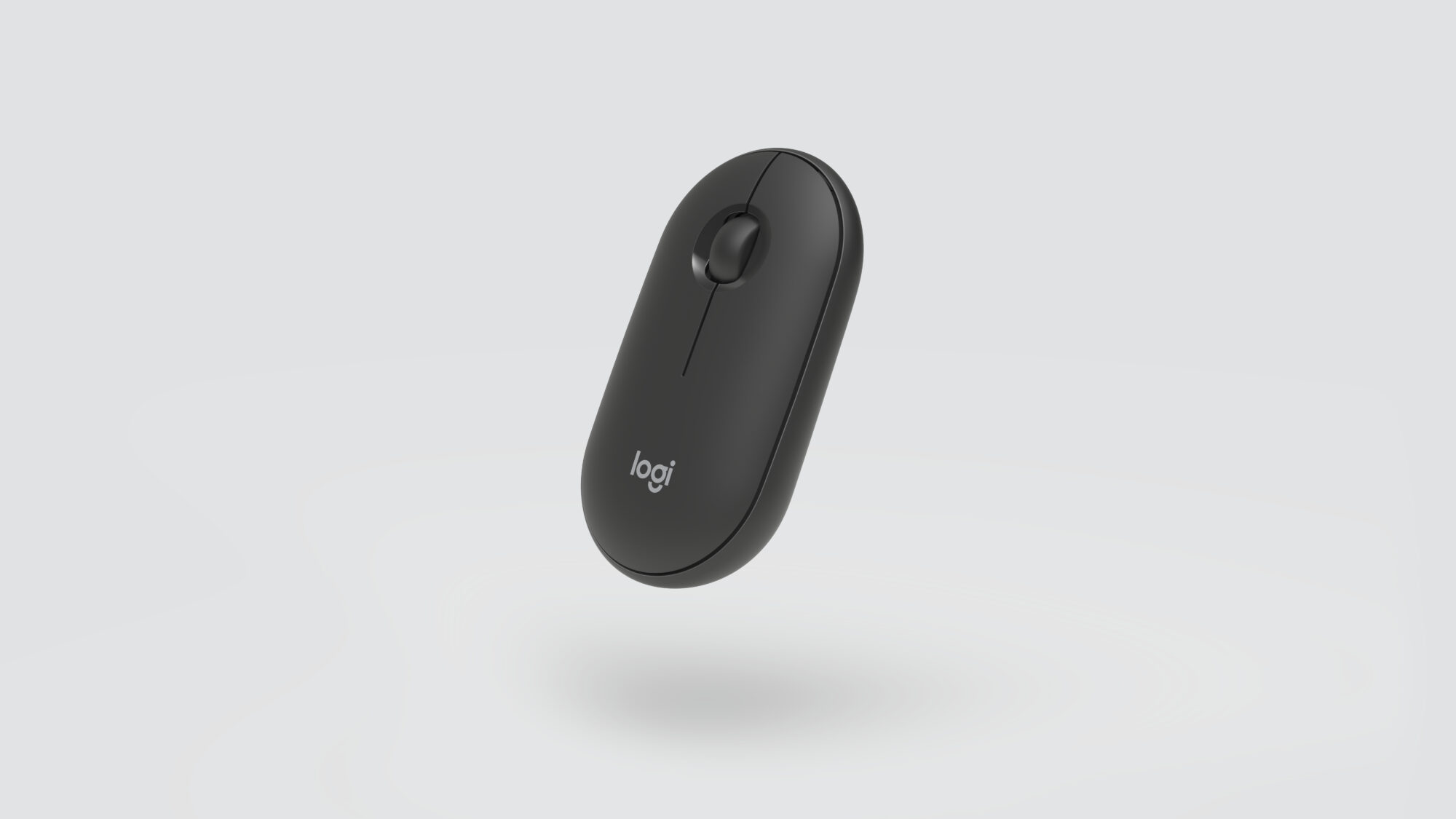 Pebble Wireless Mouse M350