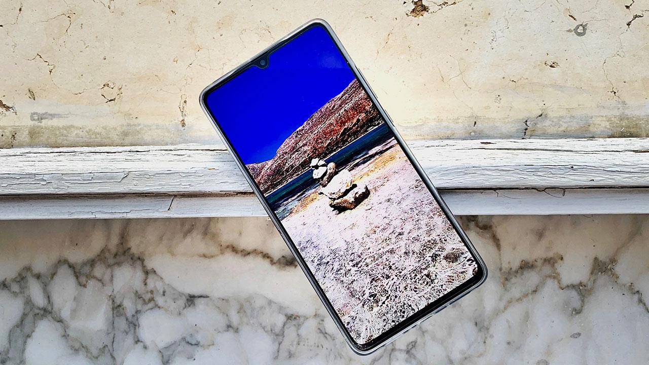 Huawei Mate 20 X 5G design