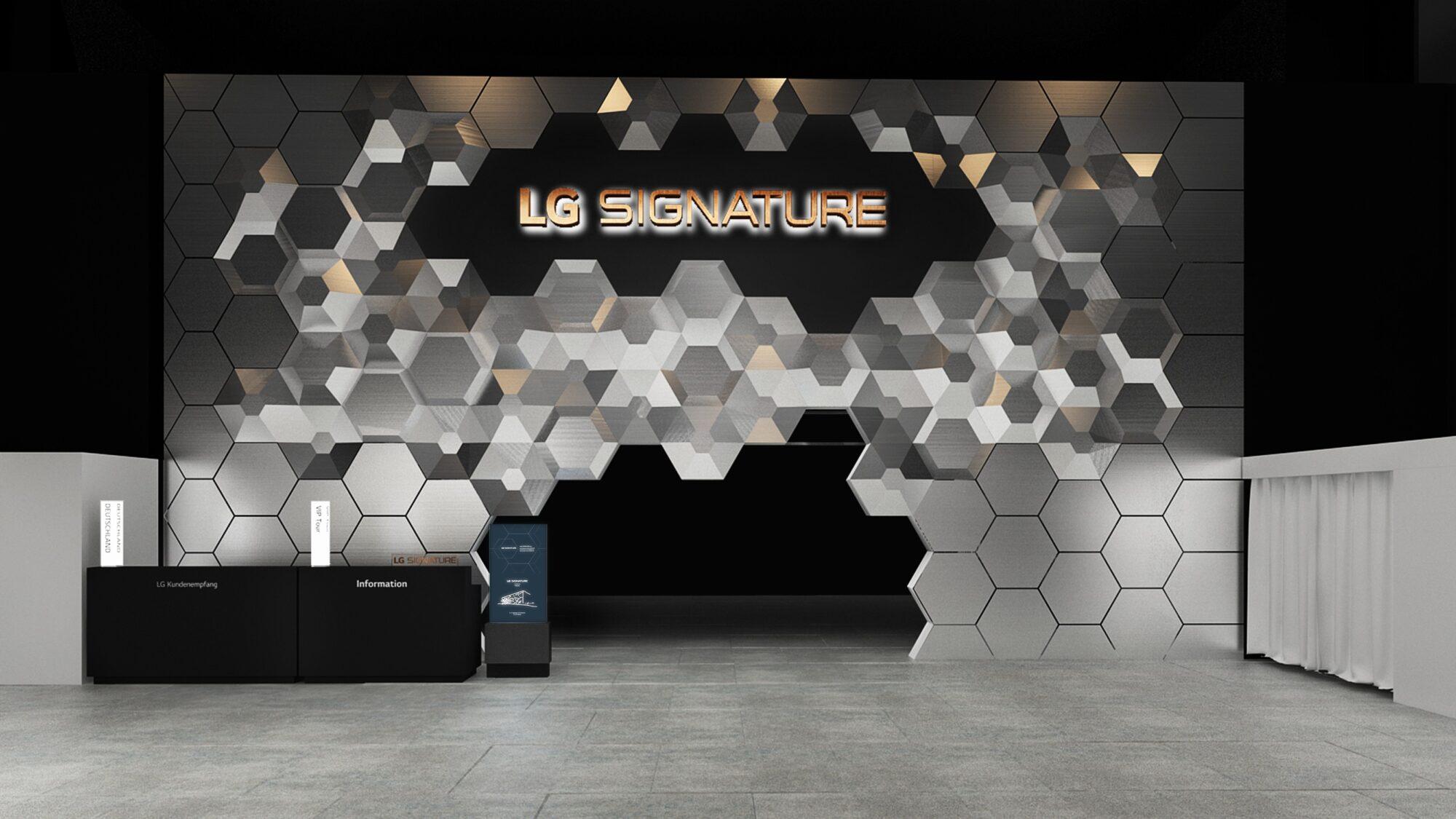 LG Signature collabora con lo studio Fuksas per IFA 2019 thumbnail