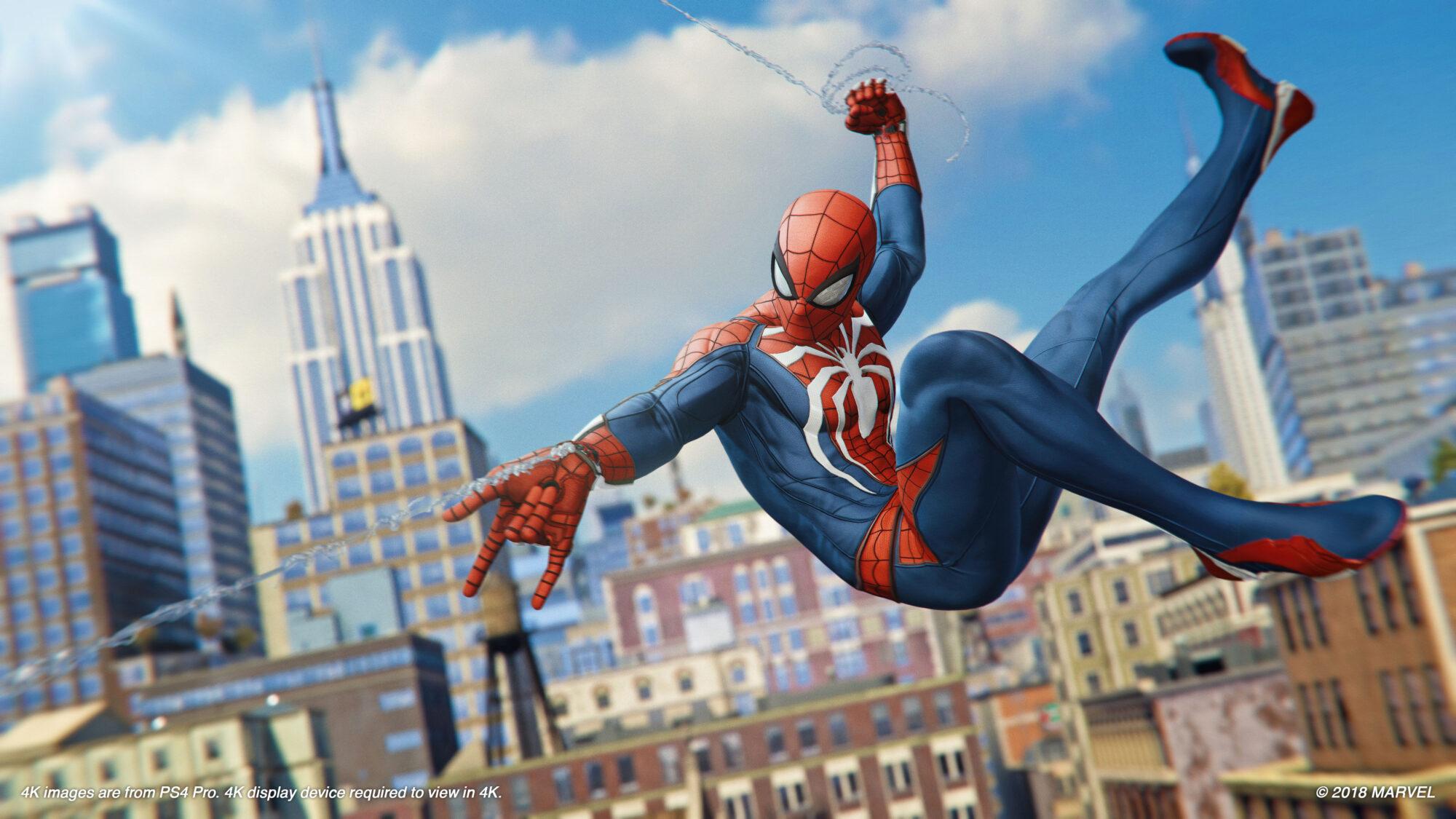 Insomniac Games: sviluppatore di Spider-Man acquistato da PlayStation thumbnail