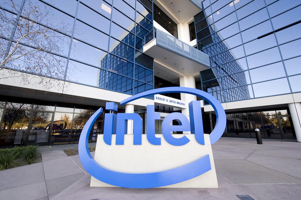 Intel edificio
