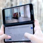 LG V50 ThinQ due schermi più uno