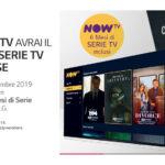 LG OLED TV 2019 AI ThinQ NOWTV