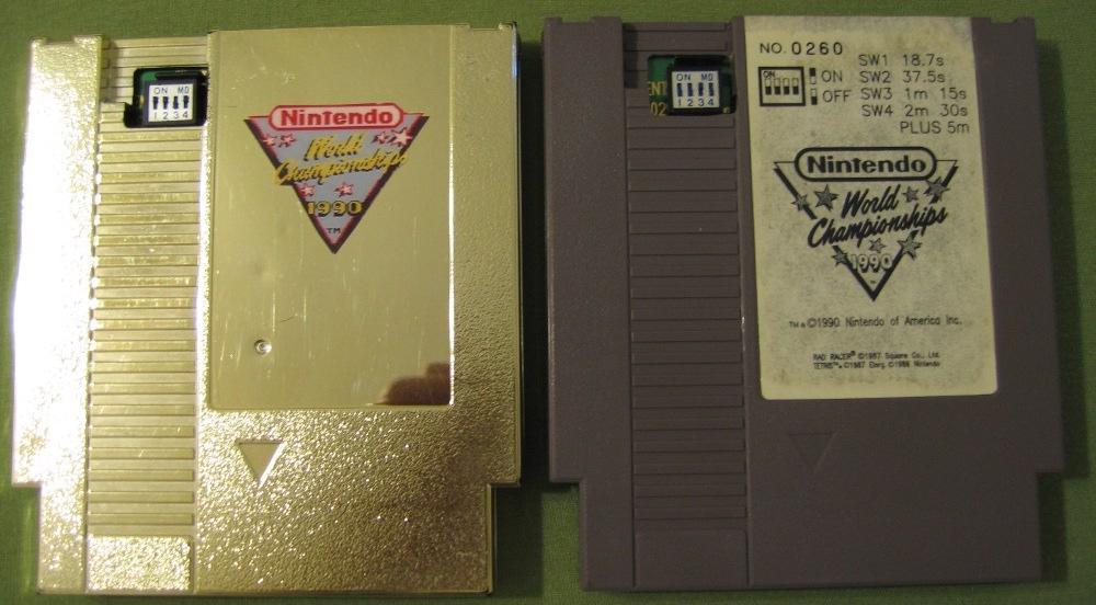Il Sacro Graal delle cartucce Nintendo venduta in un negozio a Seattle thumbnail