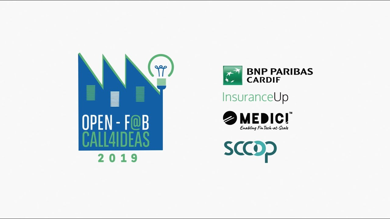 Open-F@b Call4Ideas 2019