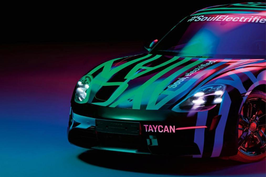 Un prototipo di Porsche Taycan ha percorso 3.425 km in 24 ore thumbnail