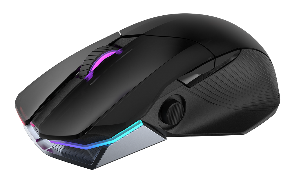 ROG Chakram: presentato il nuovo mouse ASUS dotato di Joystick thumbnail