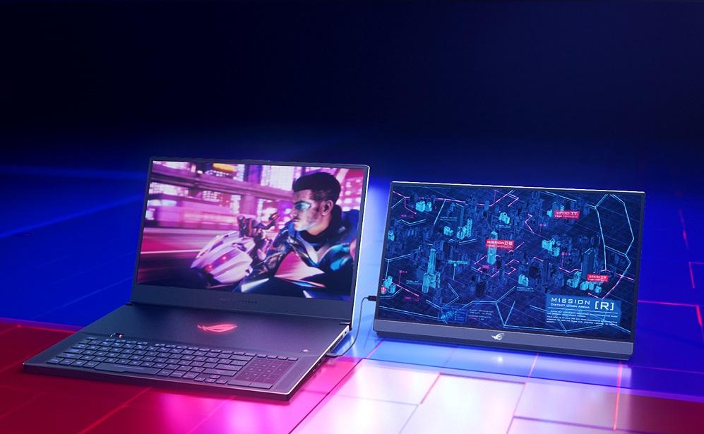 ASUS Rog presenta i nuovi monitor per i gamer thumbnail
