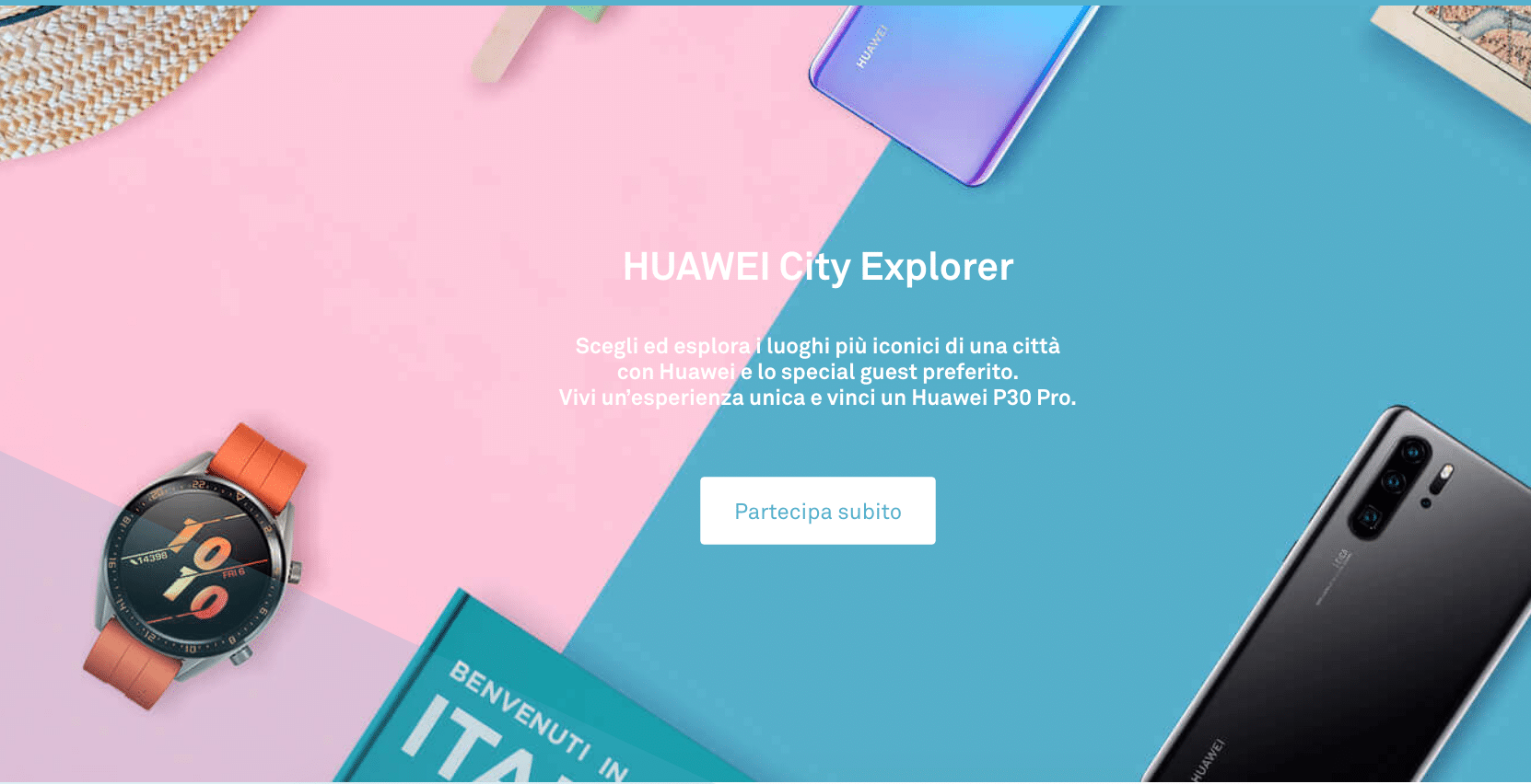 Huawei City Explorer: ecco il nuovo contest fotografico thumbnail