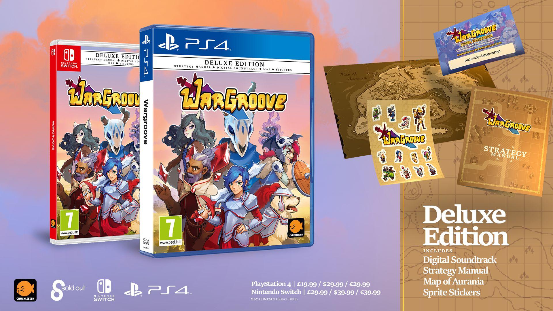 Wargroove: in arrivo la Deluxe Edition in formato fisico thumbnail