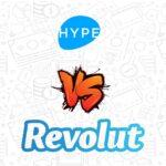 Hype vs Revolut