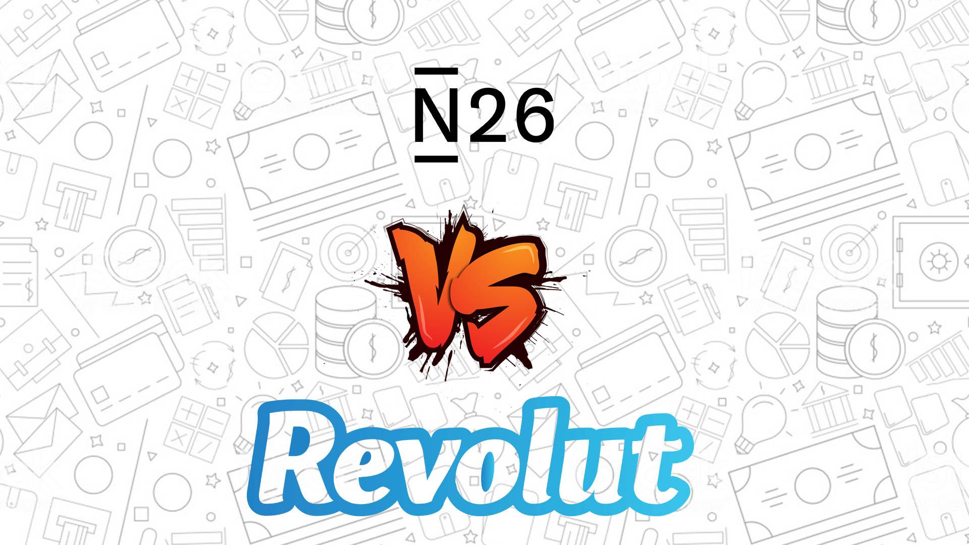 Revolut vs N26: quale scegliere per viaggiare? thumbnail